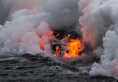 Big island, Hawaii (Rick Vega) Tags: 70200tamron water d7000 nikon kalapana coastline thebigisland hawaii lavaflow lava