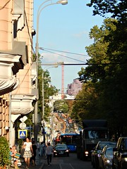 moskva15 (Horosho.Gromko.) Tags: moscow city russia summer street building