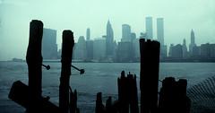 WTC 222 (stevensiegel260) Tags: worldtradecenter twintowers pier wharf pilings newyorkskyline manhattanskyline