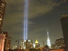 IMG_6654 (gundust) Tags: nyc ny usa september 2016 newyork newyorkcity manhattan architecture wtc worldtradecenter 1wtc oneworldtradecenter som skidmoreowingsmerrill davidchilds oneworldobservatory spire skyscraper stel glass observationdeck downtown september11th 911 tributeinlight xeon twintowers memorial remembrance night