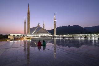 Shah Faisal Mosque, Pakistan