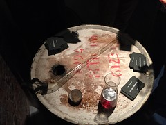 Fut de rhum 120 ans d ge de Trinidad Tobago (stefff13) Tags: tonneau alcool rhum fut