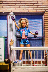 His New Girl Was Better Than His Old Girl (Thomas Hawk) Tags: barbie california missiondistrict sanfrancisco usa unitedstates unitedstatesofamerica