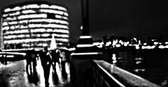 """Shapes in Southwark"" (giannipaoloziliani) Tags: blackandwhite monochromatic london city downtown unotedkingdom photoart biancoenero monocromatico buildings people night noire nero persone walk walking southwark urban street urbanstreet londra londres artphoto artistic shapes shadows reflexiones riflessi luce light ombre sagome regnounito england inghilterra nikon nikoncamera nikond3200 windows abstract astratto thames river tamigi horizon indefinito undefined flickr hdr strong dark darkness intense"