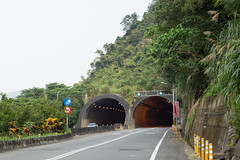 Yuchi Township, Taiwan (Quench Your Eyes) Tags: 136 nantoucounty yuchitownship asia bicyclepath bicycleroute bikepath biketour cyclewaytracks cyclingrouteno136 cyclist route136 taiwan travel tunnels
