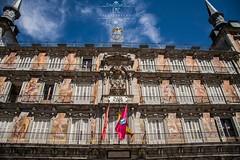 Plaza Mayor (Elisabeth Martnez Cnovas) Tags: madrid parquedelretiro elretiro plazamayor puertadelsol palacio de cristal jardines puerta alcala