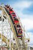 Coney Island. Cyclone. Astroland Park. (Vitaliy973) Tags: park nyc newyork brooklyn coneyisland rollercoaster cyclone astrolandpark nikond7000
