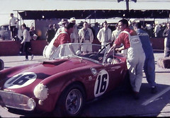 Shelby Cobra at Sebring 1964 (Nigel Smuckatelli) Tags: auto classic cars race speed vintage classiccar automobile florida racing prototype hour passion legends vehicle autoracing 12 sebring sir endurance motorsports fia csi 1964 sportscar wsc heures world sportauto autorevue historic championship raceway louis sebringinternationalraceway sebringflorida 1964 legends gp oldtimersport histochallenge manufacturers gp sebring motorsports nigel smuckatelli galanos manufacturers the12hourgrind