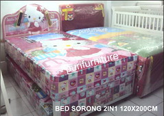 BED SORONG 2IN1 120X200 HELLO KITTY 02A (BIGLAND SPRING BED) Tags: hello bird florence spring bed furniture hellokitty interior central champion kitty romance american elite koala trendy angry headboard simmons serta 3in1 per 2in1 mattress quantum divan alga puri tempur busa sealy superland dreamline pegas newmember slumberland kasur bigland springbed dipan dunlopillo angrybirds mebel harmonis uniland everdream kingkoil enzel airland springair bigpoint comforta protectabed sandaran therapedic guhdo kasurbusa purifurniture kasurper comfortaspringbed ladyamericana perivera periveraspringbed