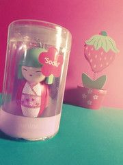 Sooki (Pri Mizuh) Tags: strawberry doll junior ichigo kimmi