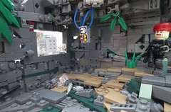 """Ghost town"" [2] (P@U) Tags: 2 lego military scene swag futuristic retake previous purge yolo"
