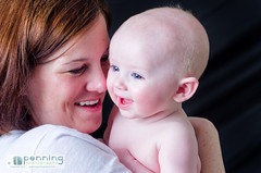 They're a Happy Pair (MattPenning) Tags: portrait baby mom pentax erin daughter mother smiles potd motherdaughter k5 springfieldillinois maggiemae mattpenning kmount mattpenningcom pentaxsmcpfa77mmf18limited penningphotography justpentax pentaxk5