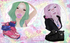 // Autism Awareness (:HF:  ) Tags: mesh sneakers sl secondlife kawaii suki epic poses amorous taketomi dlab sugarplum tsg erratic modish autismawareness magika modelposes sugarheart lovealways 2real littlepricks slfashion secondlifefashion dollarbie angelred groupgift insufferabledastard purpleposes thesugargarden labelmotion angelredcouture simplecandy champlooposes