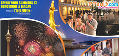 Macau Night Tour
