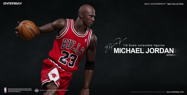 ENTERBAY - Michael Jordan