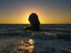 THE HESPERIDES(explore) (kenny barker) Tags: sunset explore greece rhodes rhodos olympusep1 kennybarker