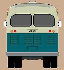 """""""Empresa de Transportes Colectivos del Estado""""  No. 2112 (ROGALI) Tags: chile bus 1956 fuso mitsubishi omnibus guagua busdrawing empresadetransportescolectivosdelestado"""