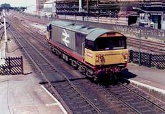 58009 at loughborough (47604) Tags: bone loughborough class58 58009