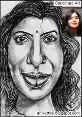 Actress SAMANTHA Caricature - Artist Ani,Chennai,India (chennaiartistworks) Tags: new woman india art lady illustration painting sketch artist drawing hollywood actress caricature bollywood latest samantha chennai symphony recent raja linedrawing pendrawing kollywood indianart tollywood melodious indiangirl freedownload mollywood indianartist anikartick artistanikartick elayarajaart sketchung