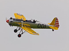Ryan PT22 Recruit (davepickettphotographer) Tags: ryan bedfordshire airshow recruit biggleswade airdisplay shuttleworthcollection oldwarden pt22 oldwardenairshow aprilairshow theshuttleworthcollectionuk wwwdavepickettphotographercouk
