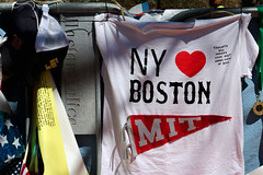 New York Love Boston (D.Reyes) Tags: bear pink flowers blue red roses people usa flower green yellow boston america writing hearts hands memorial candles peace sad tulips teddy ominous marathon buddhist flag religion explosion lion crosses americanflag tourist christian american teddybear posters shock tibetan bombing prayers vases shocked bostonmarathon pinkbear prayforboston bostonstrong
