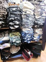 Icelandic sweater collection (Mytwist) Tags: wool iceland sweater craft jumper pullover icelandic lopi crewneck icelandicsweater lopapeysa íslensk lopapeysur lettlopi islandströja istex lopapeysunni