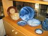 SJ Black/Koryo (potterysue) Tags: ceramics pottery raku chloride mamo shino horsehair hinckley ferric tenmoku