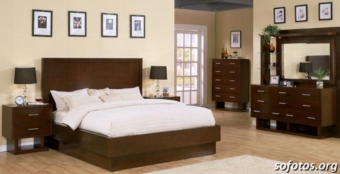 idéias para quartos de casal