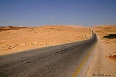 Mount Nebo -   (YellowSingle ) Tags: road nikon king desert jordan mount moses arab land bible archaeological reg vr sites promised erg nebo 1685mm