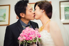 Wedding Documentary (Marriage) ( | YELLOW Mao) Tags: wedding portrait people taiwan documentary marriage    inlove     yunlin chunghua d600