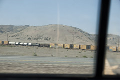Train (lacey underall) Tags: california train tehachapi kerncounty highway58