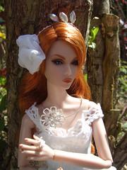 A bride in May (Levitation_inc.) Tags: wedding fashion bride doll dress ooak levitation style clothes eden mantra nuface