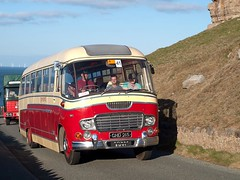 GHD 215  1961  Ford 570E/Duple  Yorkshire Wollen 871 (wheelsnwings2007/Mike) Tags: ford yorkshire 1961 wollen 215 ghd 871 570eduple