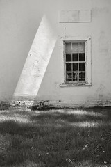 Window and Light (frntprchprss) Tags: light blackandwhite window massachusetts berkshires lenox themount jamesgehrt