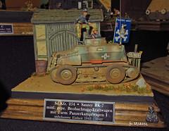 Modellbauaustellung im Panzermuseum Munster Mai 2013 (saltacornu) Tags: tank modeling military munster tanks panzermuseum panzer militr modellbau saltacornu