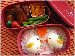 Why Bento? (kaoko) Tags: food cute lunch bento packed obento baon charaben kyaraben
