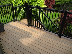 Deck_PVC_Wolf_Mississauga_19 (The Deck Store, Inc.) Tags: wolf deck railing mississauga decking pvc ligts