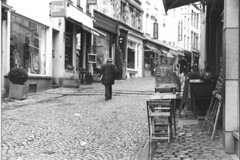 ghosts (Andrea Rucci) Tags: brussels people blackandwhite bw streets film trash belgium kodak bruxelles classical bruges atomium termoli