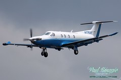 N776AF (PHLAIRLINE.COM) Tags: flight pilatus airline planes philly airlines phl inc spotting bizjet generalaviation spotter philadelphiainternationalairport kphl pc1247 n776af planesense