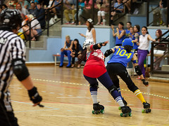 """Stockholm BSTRDs vs. Dock City Rollers-26 • <a style=""""font-size:0.8em;"""" href=""""http://www.flickr.com/photos/60822537@N07/8995162721/"""" target=""""_blank"""">View on Flickr</a>"""