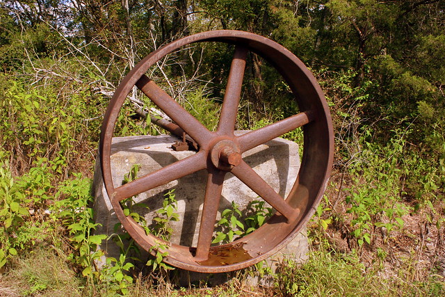 Wilhoite Mill 1902 Wheel
