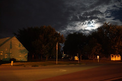 Moon Lite Skies (kendoman26) Tags: light sky clouds moonlight sonyalpha sonyphotographing sigma1850f2845 sonyslta58 sonya58