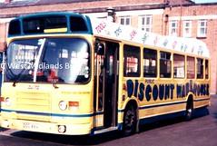 1048 DOC 48V (WMT2944) Tags: 1048 doc 48v leyland national mk2 wmpte west midlands travel