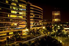 Night Lights (fabioseda) Tags: 500px angola buildings downtown longa exposio urban africa cityscape lights long exposition luanda night exploration urbanscape longaexposio longexposition urbanexploration