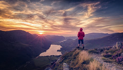 the view from fleetwith pike. (akh1981) Tags: uk lake district cumbria colour abigfave