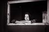 Na janela..... (mauroheinrich) Tags: guria menina girl gata janela pb retrato portrait sorriso olhar beleza ensaio book nikon nikkor nikonians nikondigital nikonprofessional nikonword d610 85mm riograndedosul brasil ijuí mauroheinrich