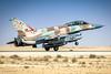 Bat Warrior returning home... (xnir) Tags: f16 f16i sufa aircraft aviation fightingfalcon viper landing touchdown israel israelairforce iaf nir nirbenyosef xnir חילהאוויר
