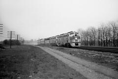 CB&Q E9 9987A (Chuck Zeiler) Tags: cbq e9 9987a burlington railroad emd locomotive naperville dinky train chz chuck zeiler