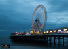 Central Pier 2016 (Lancashire Photography.com) Tags: blackpool wheel central pier illuminations