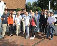 1. #MeinMaler Netzwerk Partnertag in #Hannover #netzwerk #partner #freunde #wearefamily #kontakte #energie #people #happy #vision #network #maler #painter @maler_heyse